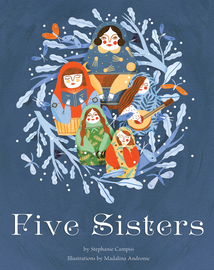 Five Sisters - cover