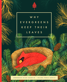 Why Evergreens Keep Their Leaves - cover