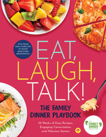 Eat, Laugh, Talk - cover