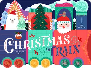 Christmas Train - cover
