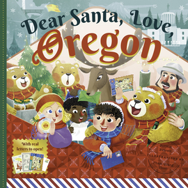 Dear Santa, Love Oregon - cover