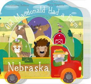 Old MacDonald Had a Farm in Nebraska - cover