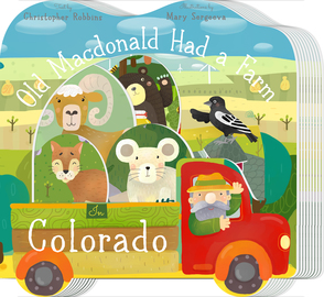 Old MacDonald Had a Farm in Colorado - cover