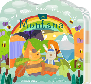 Row, Row, Row Your Boat in Montana - cover