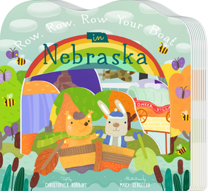 Row, Row, Row Your Boat in Nebraska - cover