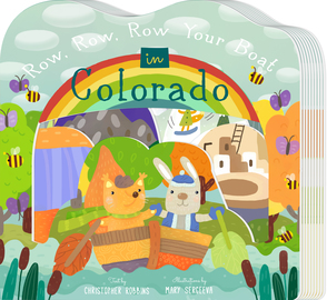 Row, Row, Row Your Boat in Colorado - cover