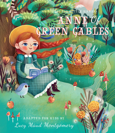 Lit for Little Hands: Anne of Green Gables - cover