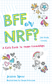 BFF or NRF (Not Really Friends) - cover