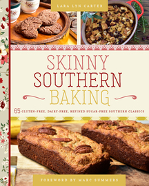 Skinny Southern Baking - cover