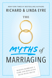 The 8 Myths of Marriaging - cover