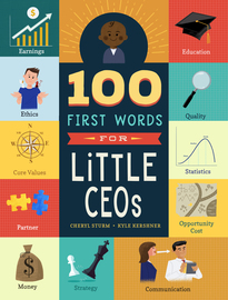 100 First Words for Little CEOs - cover