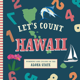 Let's Count Hawaii - cover
