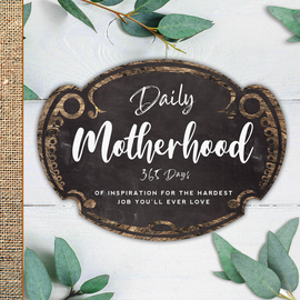 Daily Motherhood - cover