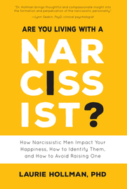 Are You Living with a Narcissist? - cover