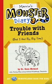 Marvin's Monster Diary 3 - cover