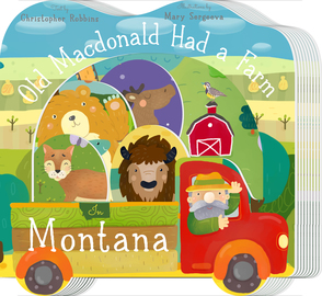 Old MacDonald Had a Farm in Montana - cover