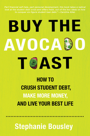 Buy the Avocado Toast - cover