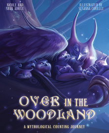 Over in the Woodland - cover