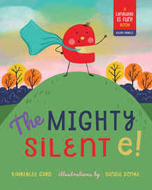 The Mighty Silent e! - cover
