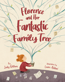 Florence and Her Fantastic Family Tree - cover