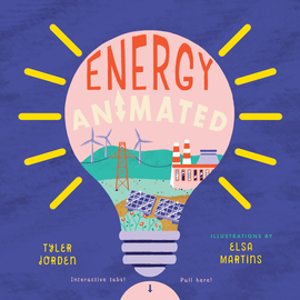 Energy Animated - cover
