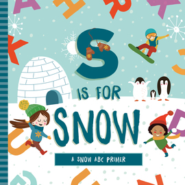 S is for Snow - cover