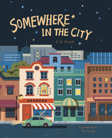 Somewhere in the City - cover