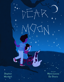 Dear Moon - cover