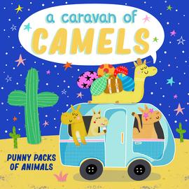A Caravan of Camels - cover