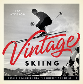 Vintage Skiing - cover
