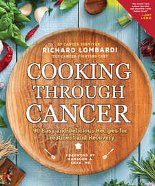 Cooking Through Cancer - cover