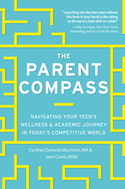 The Parent Compass - cover