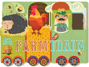 Farm Train - cover