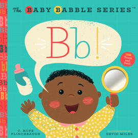 Baby Babbles B - cover