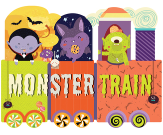 Monster Train - cover