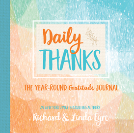 Daily Thanks - cover