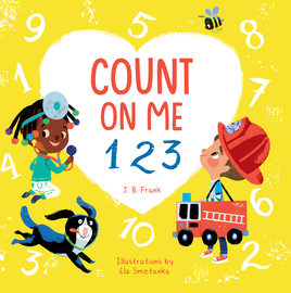 Count On Me 123 - cover