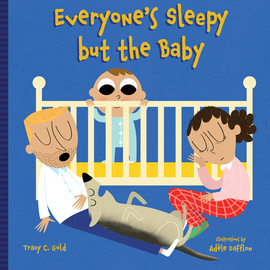 Everyone's Sleepy but the Baby - cover