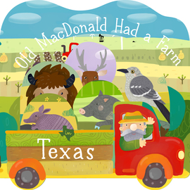 Old MacDonald Had a Farm in Texas - cover