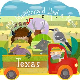 Old MacDonald Had a Farm in Texas - cover