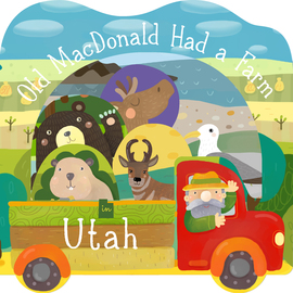 Old MacDonald Had a Farm in Utah - cover