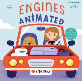 Engines Animated - cover