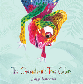 The Chameleon's True Colors - cover