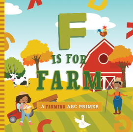 F Is for Farm - cover