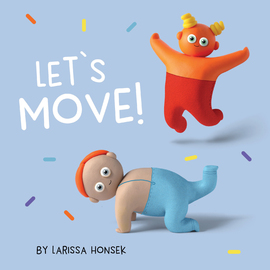 Let's Move - cover