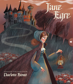 Lit for Little Hands: Jane Eyre - cover