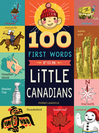 100 First Words for Little Canadians - cover