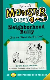 Marvin's Monster Diary 4: Neighborhood Bully - cover