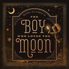 The Boy Who Loved the Moon - cover