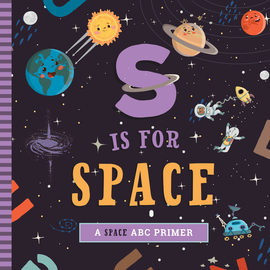 S Is for Space - cover